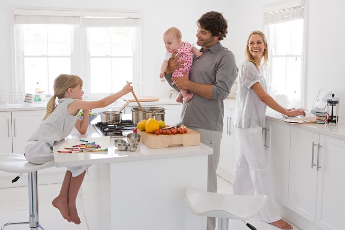 dicas para estimular as crianças a cozinharem e comerem melhor