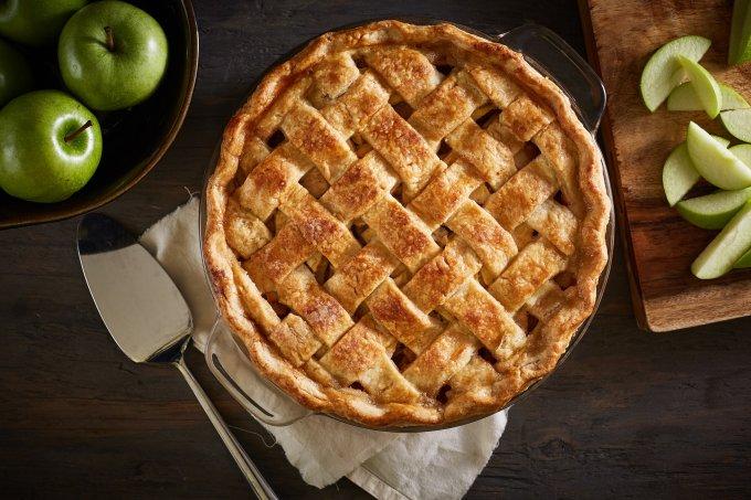 Torta de maçã clássica