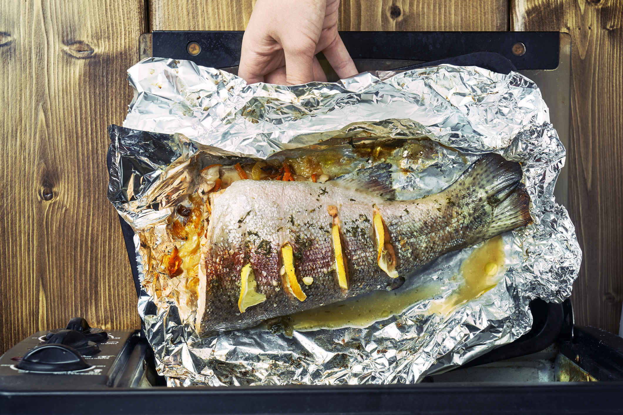 Dicas para fazer peixe assado