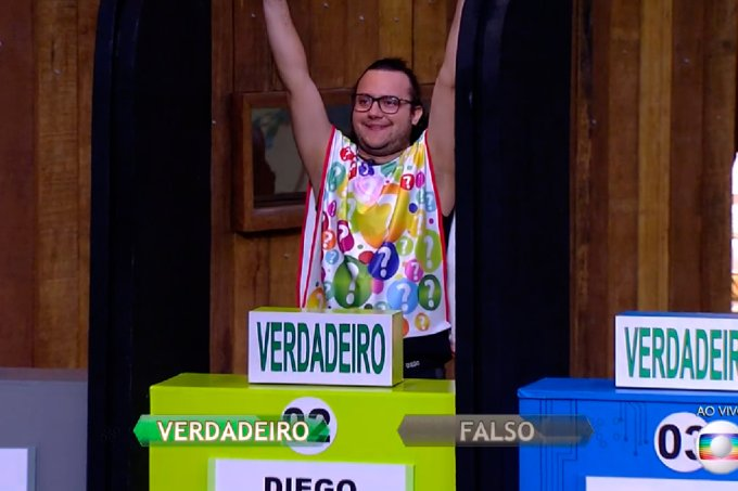 Diego líder BBB18