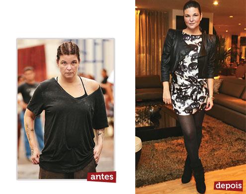 Conheça a dieta de Cristiana Oliveira