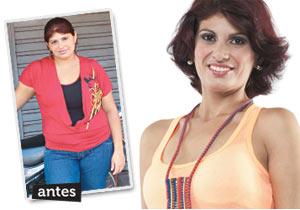 Lígia Bazotti. Dona da história: Alessandra Maria Torres, 29 anos, Nova Iguaçu, RJ