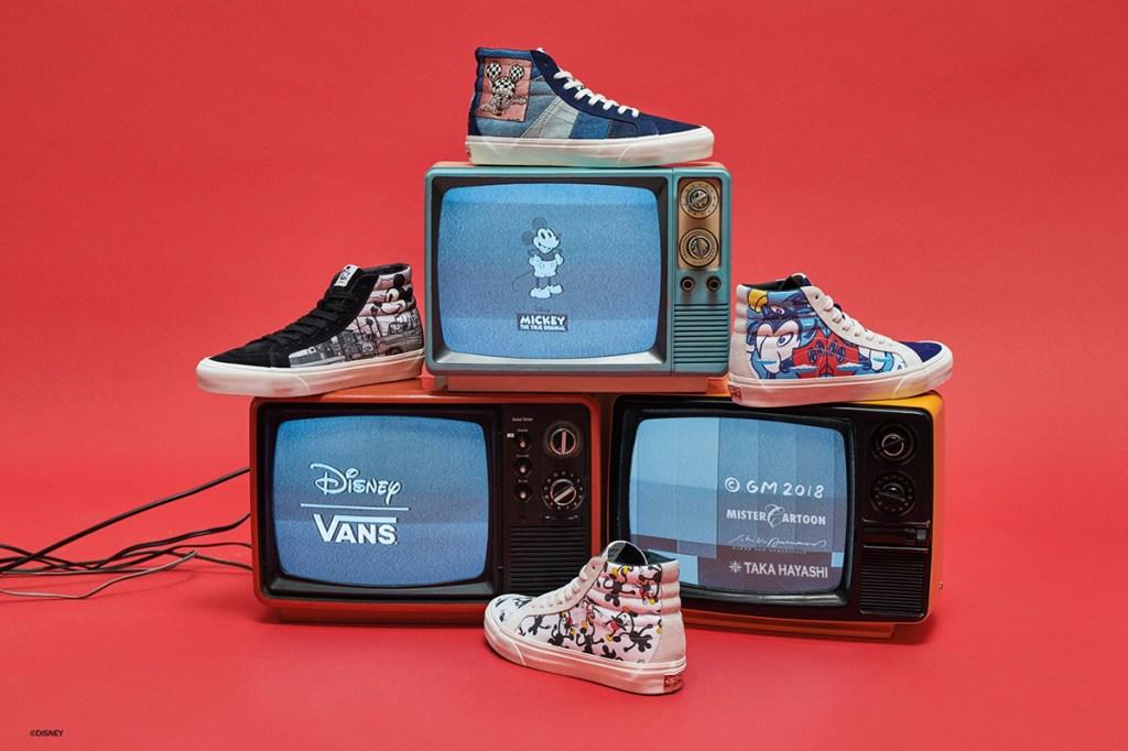 Vans + Disney