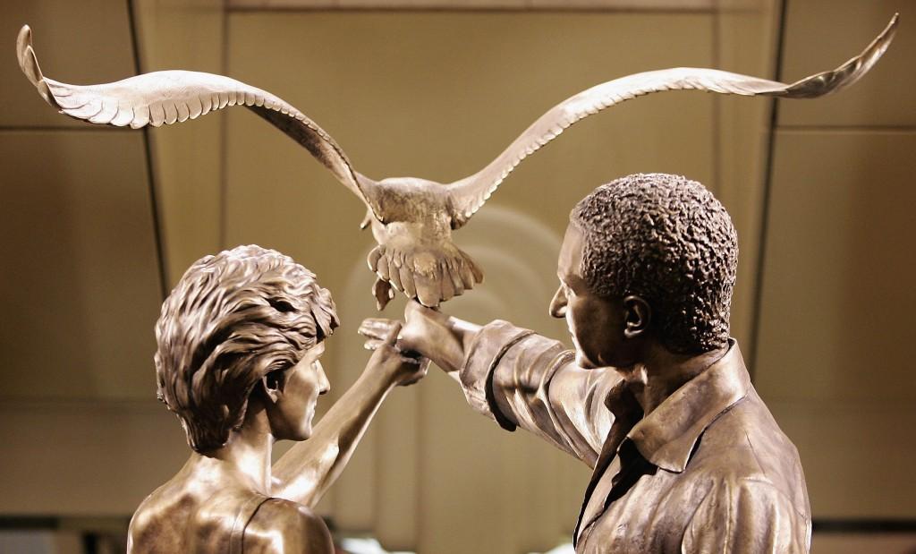 Memorial Princesa Diana e Dodi Al Fayed Harrods
