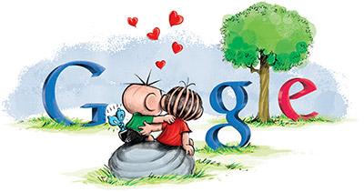 doodle google dia dos namorados 2013