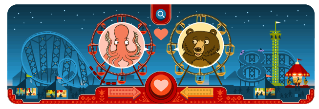 doodle google valentines day 2013