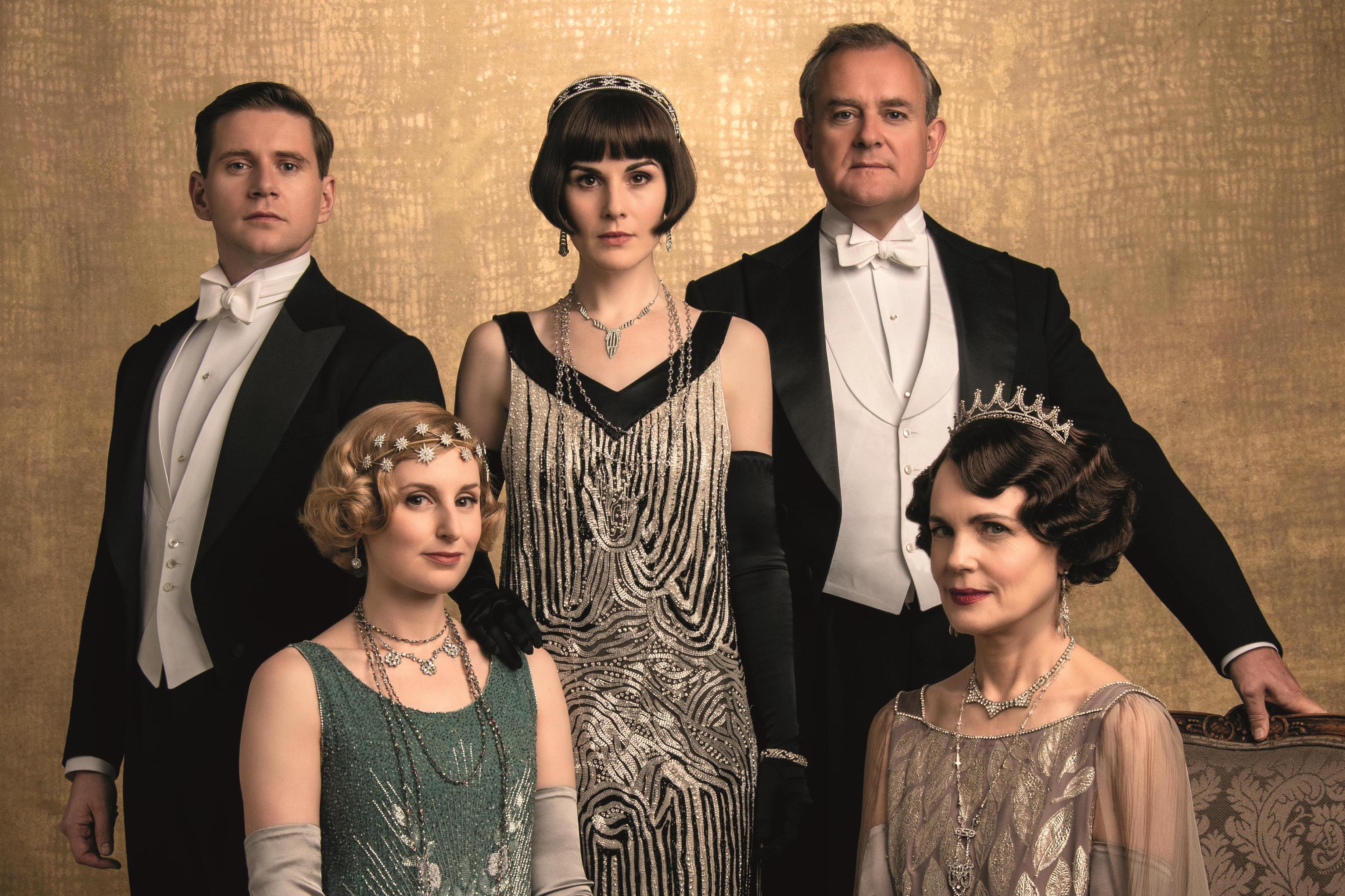 Um presente para os fãs! O filme de 'Downton Abbey' está à altura da série    CLAUDIA
