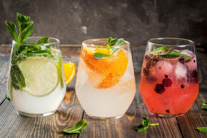 Drinks com Gin para se refrescar neste verão