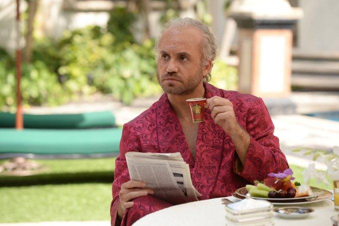 Edgar Ramírez como Gianni Versace