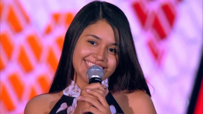 Eduarda Brasil vence o The Voice Kids 2018