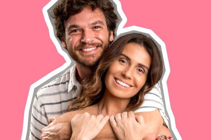 Emilio Dantas e Giovanna Antonelli