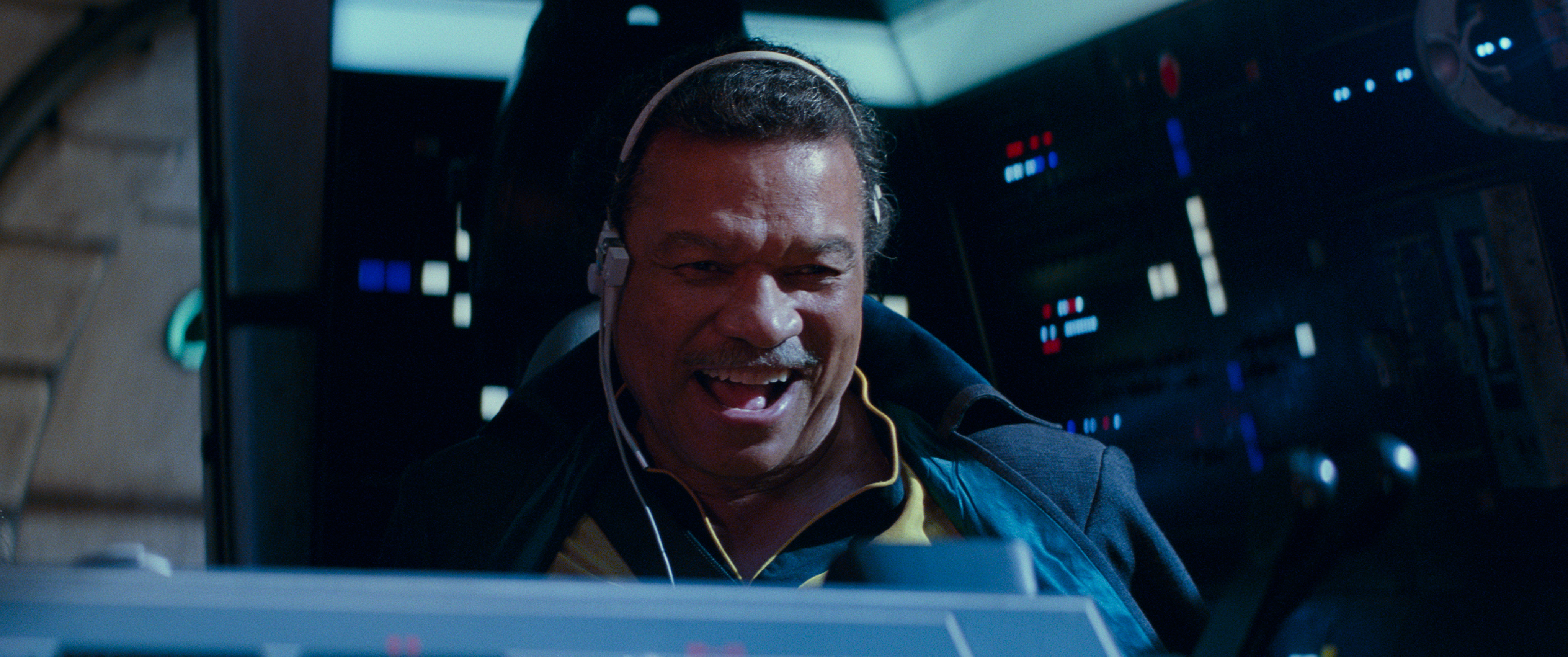 Lando Calrissian Star Wars The Rise of Skywalker