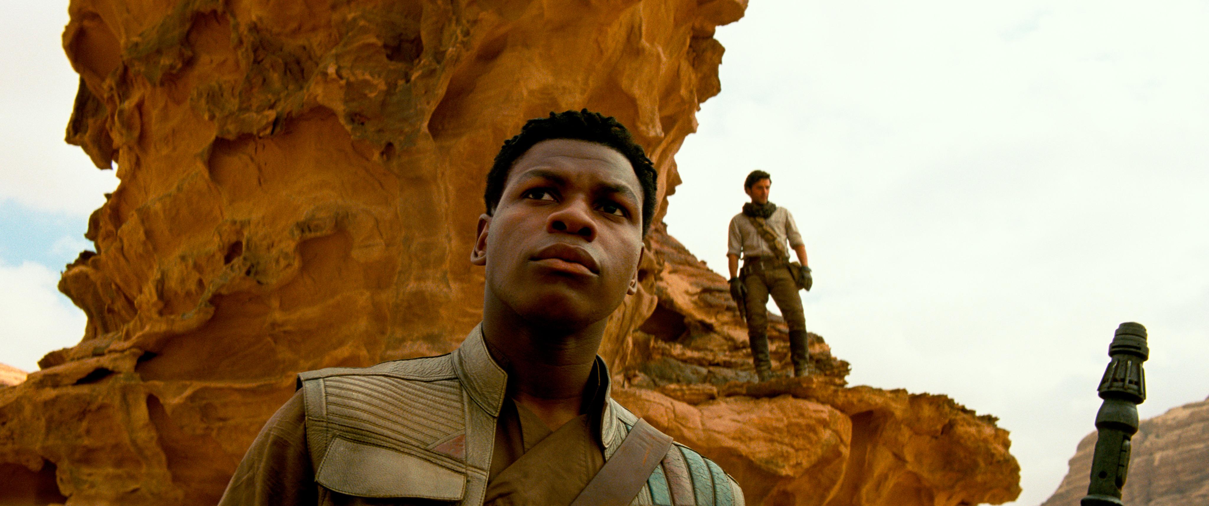John Boyega Finn Star Wars The Rise of Skywalker