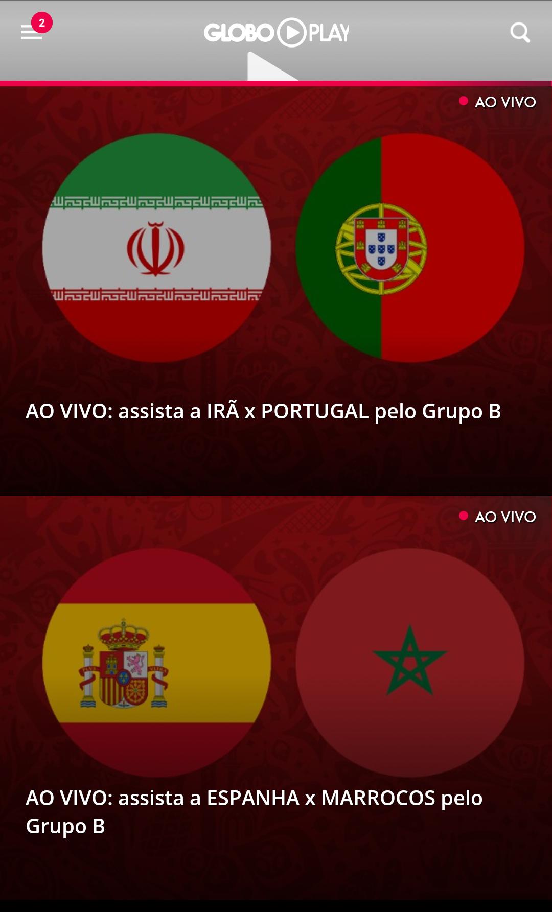 espanha e marrocos ao vivo online
