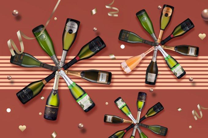 20 espumantes para um brinde inesquecível de Ano Novo