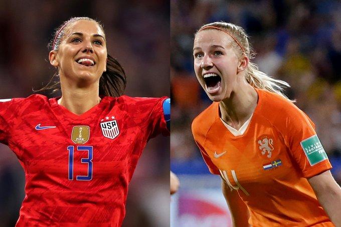 Estados-Unidos-e-Holanda-Copa-Feminina