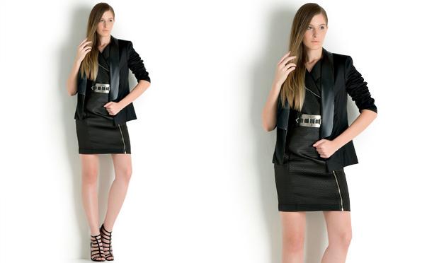 Lamb Taylor | Modelo: Aline Schenider (Way Model) | Cabelo e maquiagem: Rafael Guapiano (First)