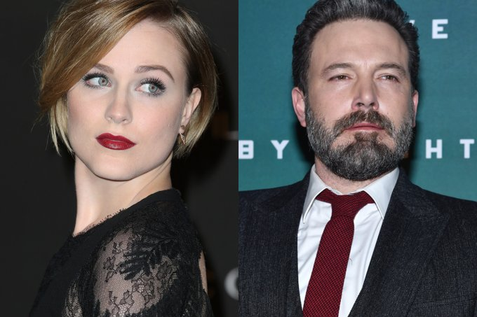 Evan Rachel Wood e Ben Affleck
