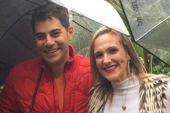 Evaristo Costa e Amalia Stringhini