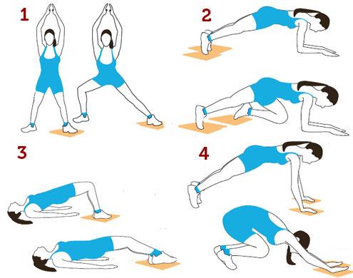 Aposte nos exercícios funcionais para ter um corpo tonificado