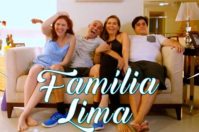Família Lima no BBB18