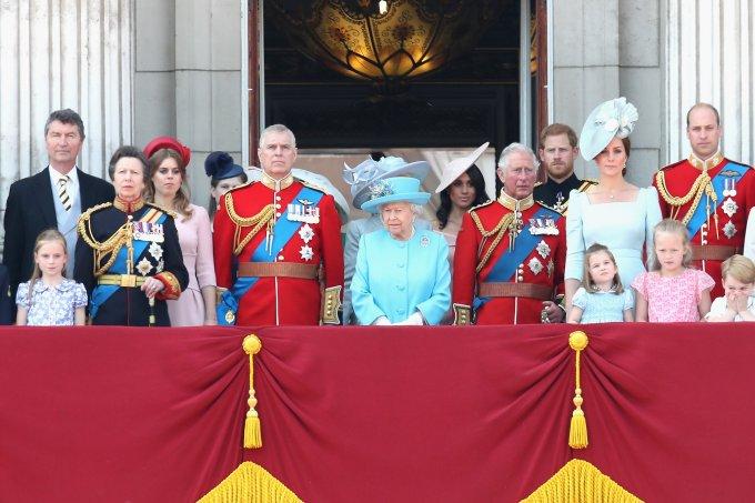 Familia Real Britânica
