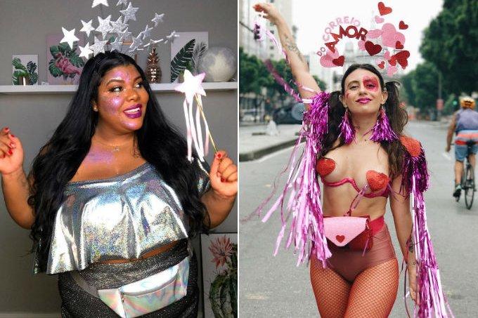 fantasias criativas dos blocos de carnaval