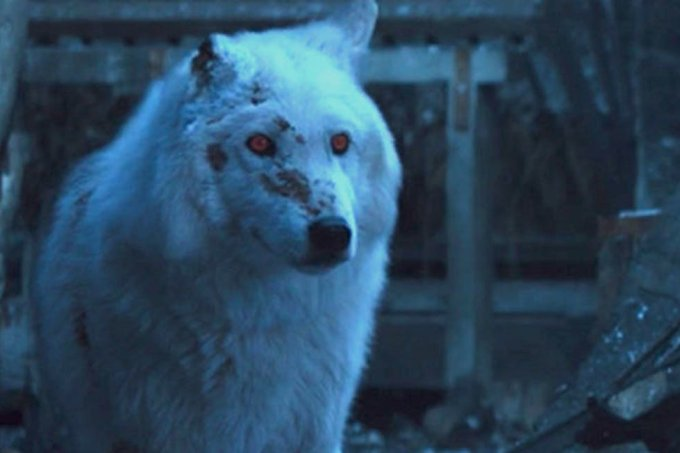 Fantasma – Game of Thrones 2
