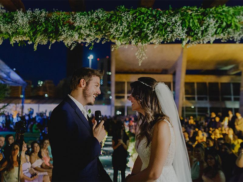 Casamento Nataly Mega e Fábio Porchat