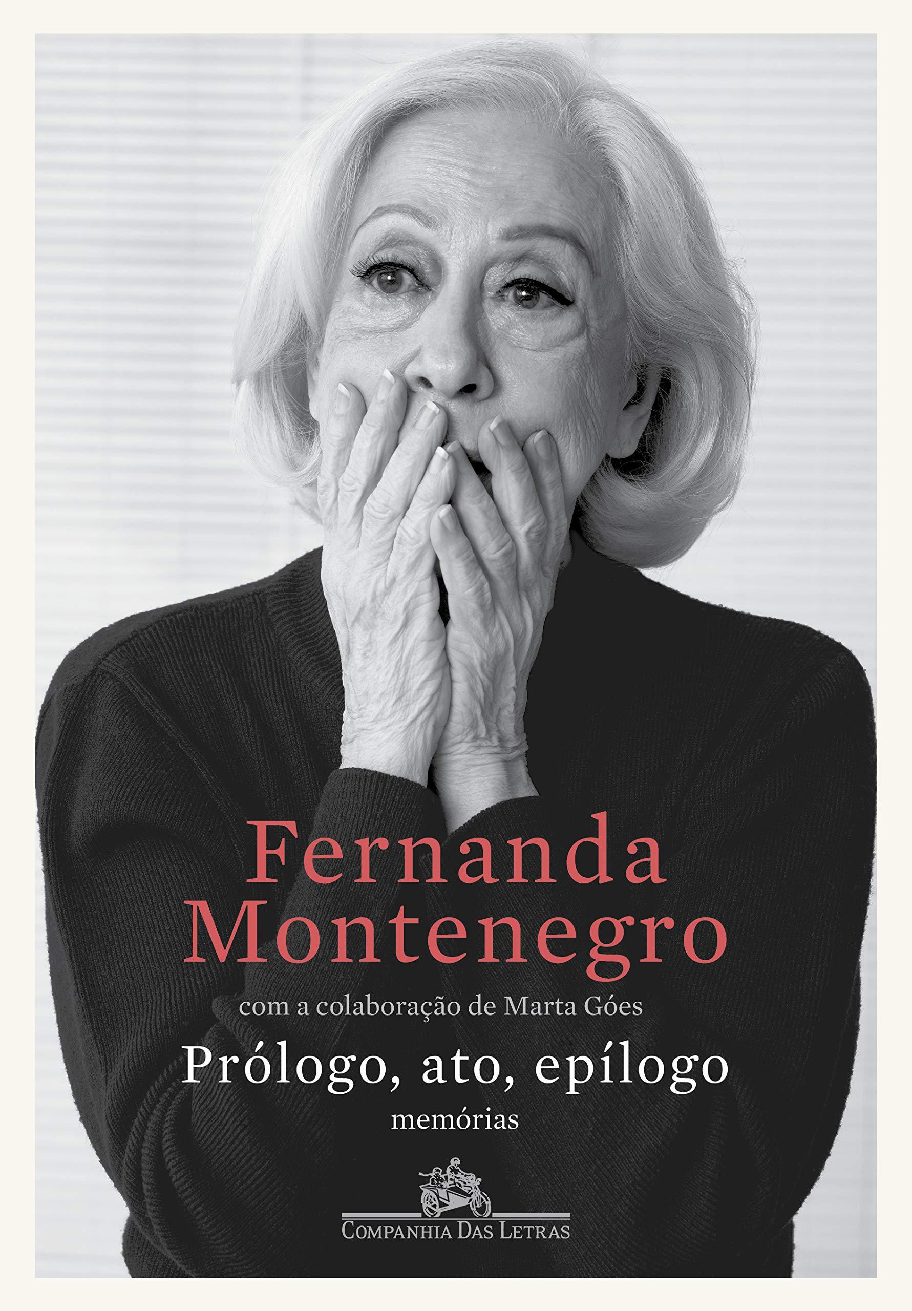 Livro de Fernanda Montenegro