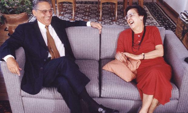 Entrevista: Fernando Henrique relembra a rotina com Ruth Cardoso