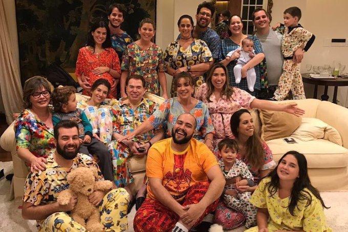 festa do pijama silvio santos