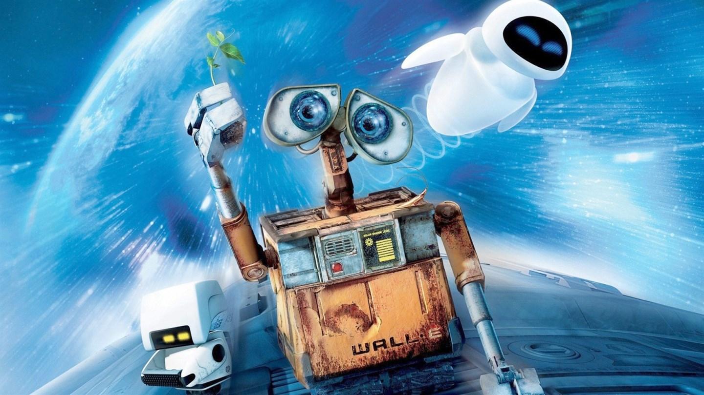 Filmes com mensagens legais para as crianças - 04 - WALL-E