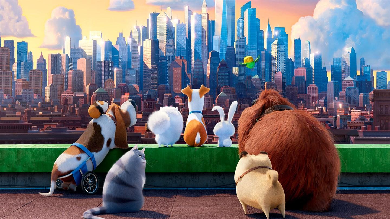 Filmes com mensagens legais para as crianças - 05 - Pets A Vida Secreta dos Bichos