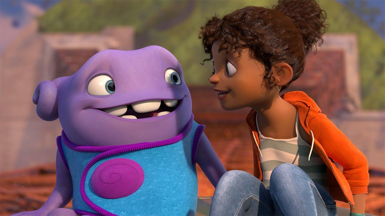 Filmes com mensagens legais para as crianças - 06 - Home Cada um na sua Casa
