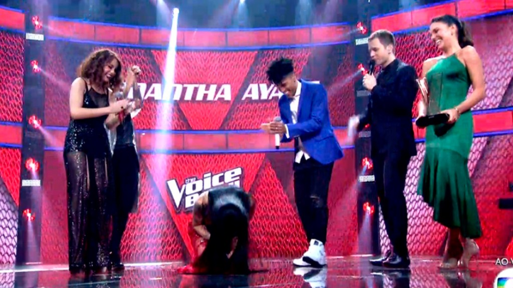 Final The Voice Brasil 17