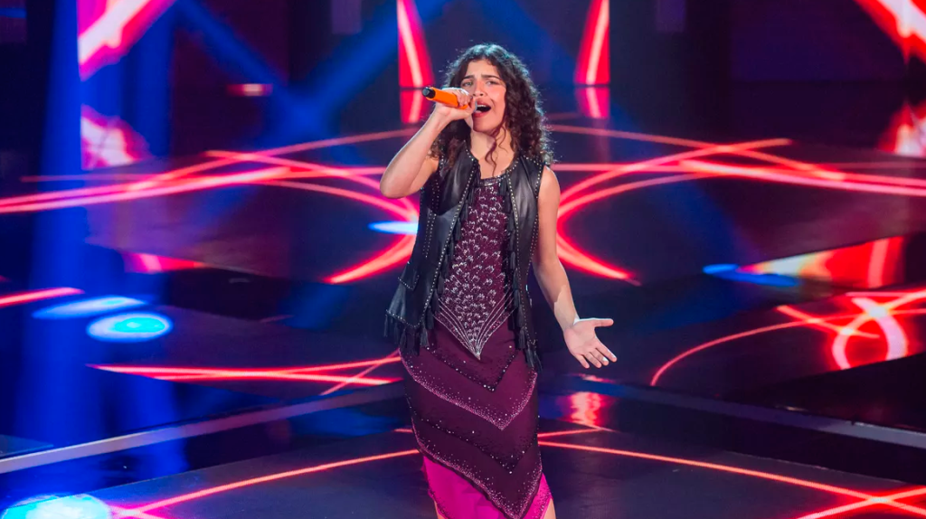 Finalista do The Voice Brasil 2019