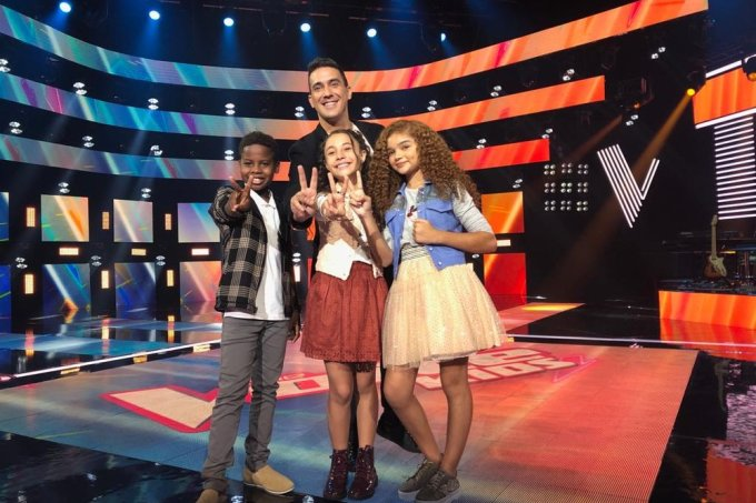 finalistas the voice kids