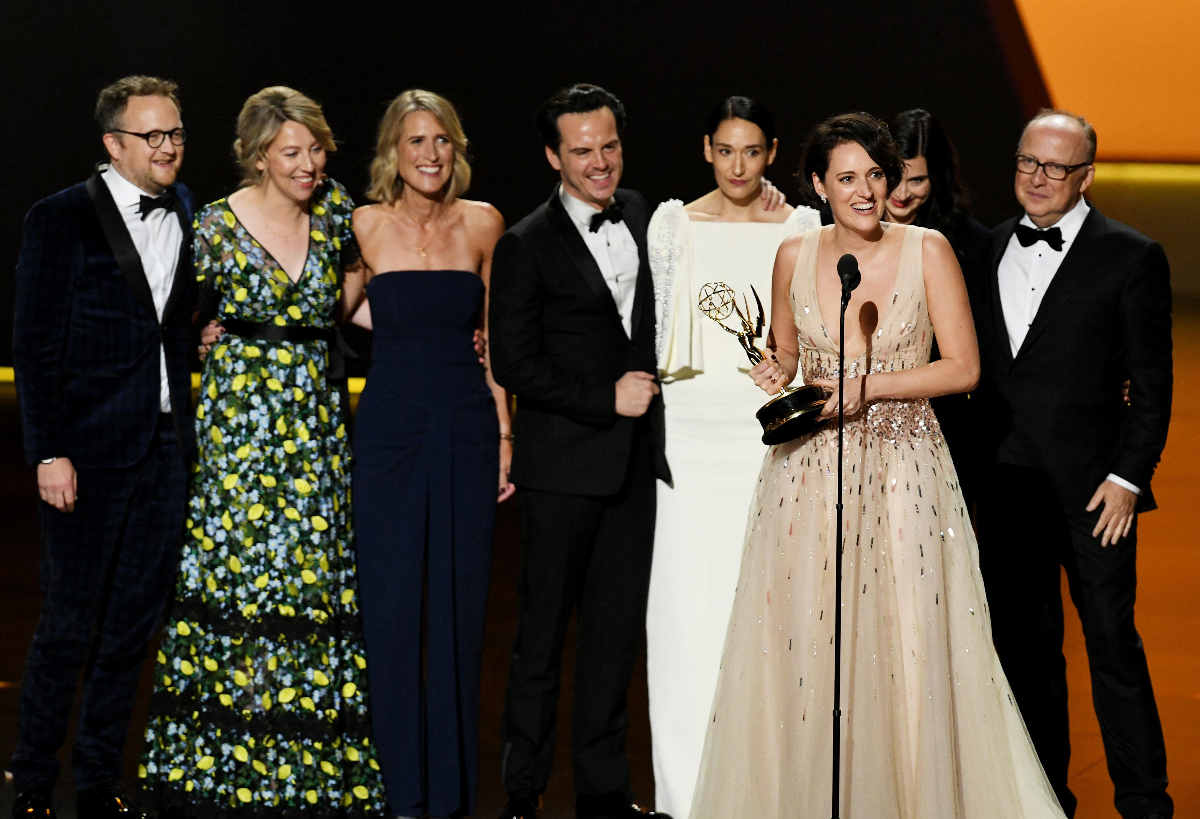 Elenco de Fleabag Emmy 2019