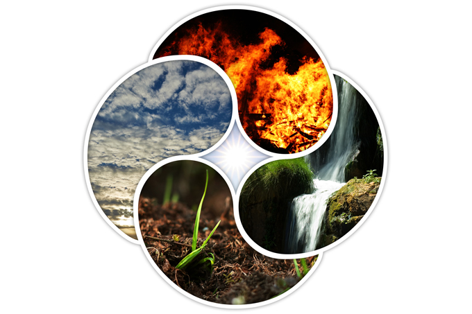 Fogo, terra, ar e água entenda como os elementos influenciam os signos