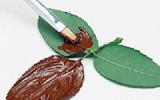 Decoração prática com chocolate