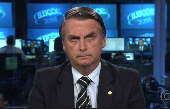Bolsonaro no debate