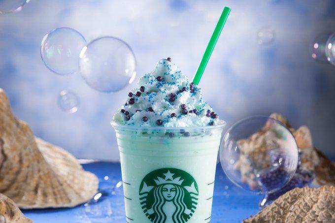Frappuccino de Sereia