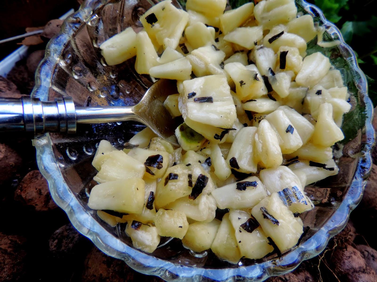 Fruta da costela-de-adão Monstera deliciosa