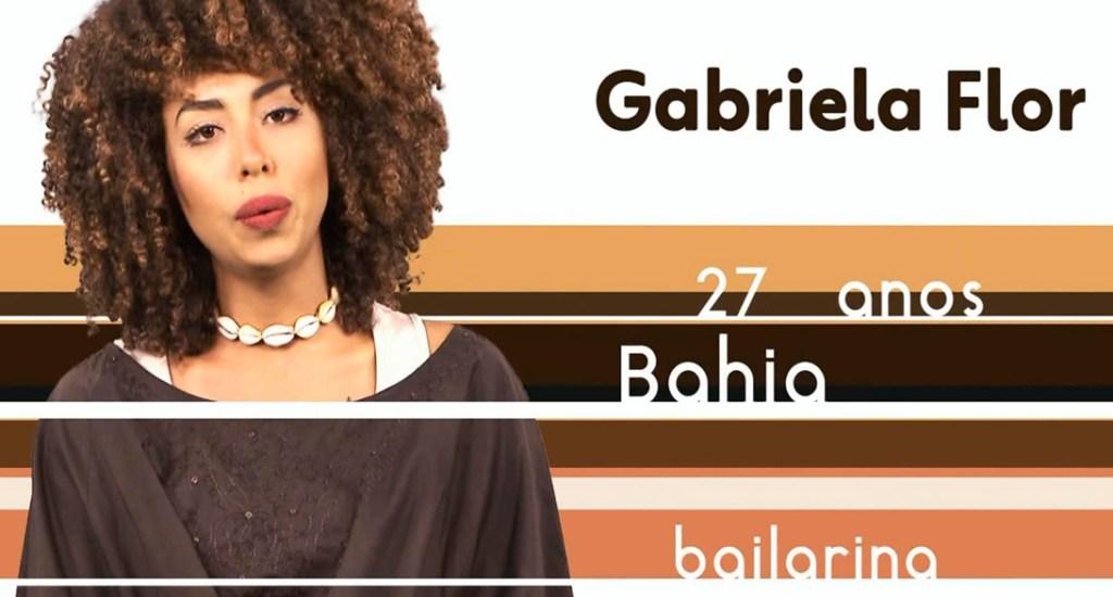 Gabriela Flor do BBB 17