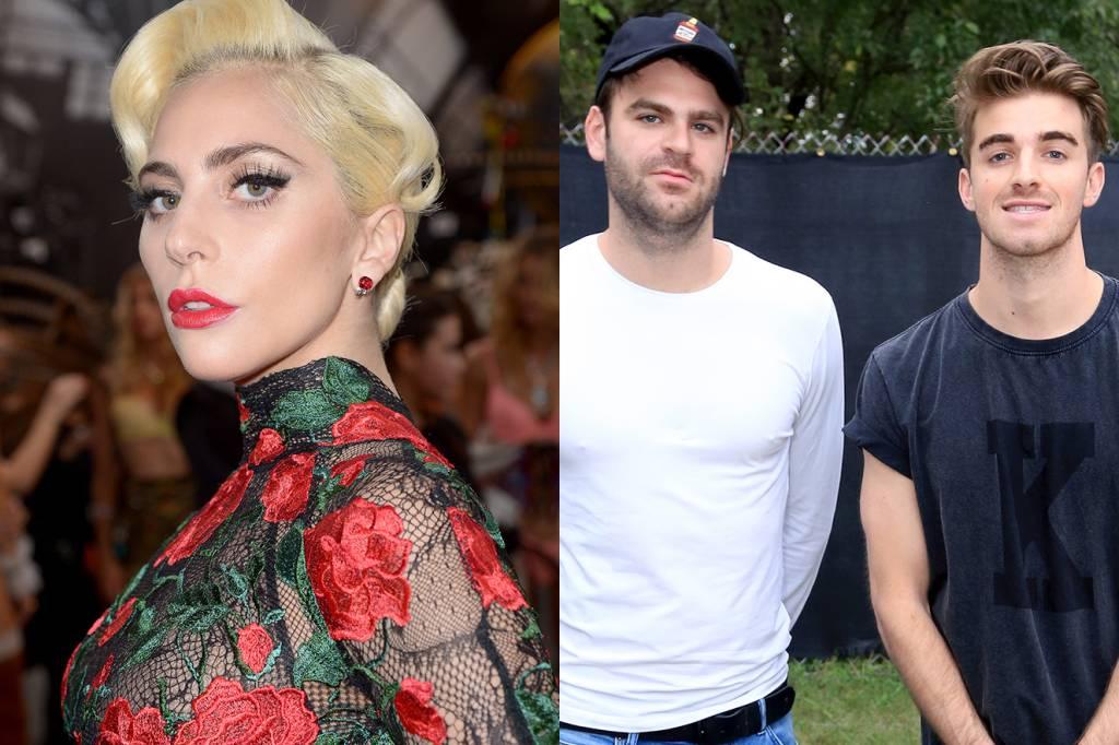 Lady Gaga e The Chainsmokers