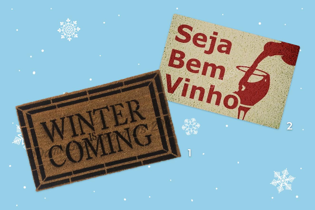 capachos para o inverno 2017