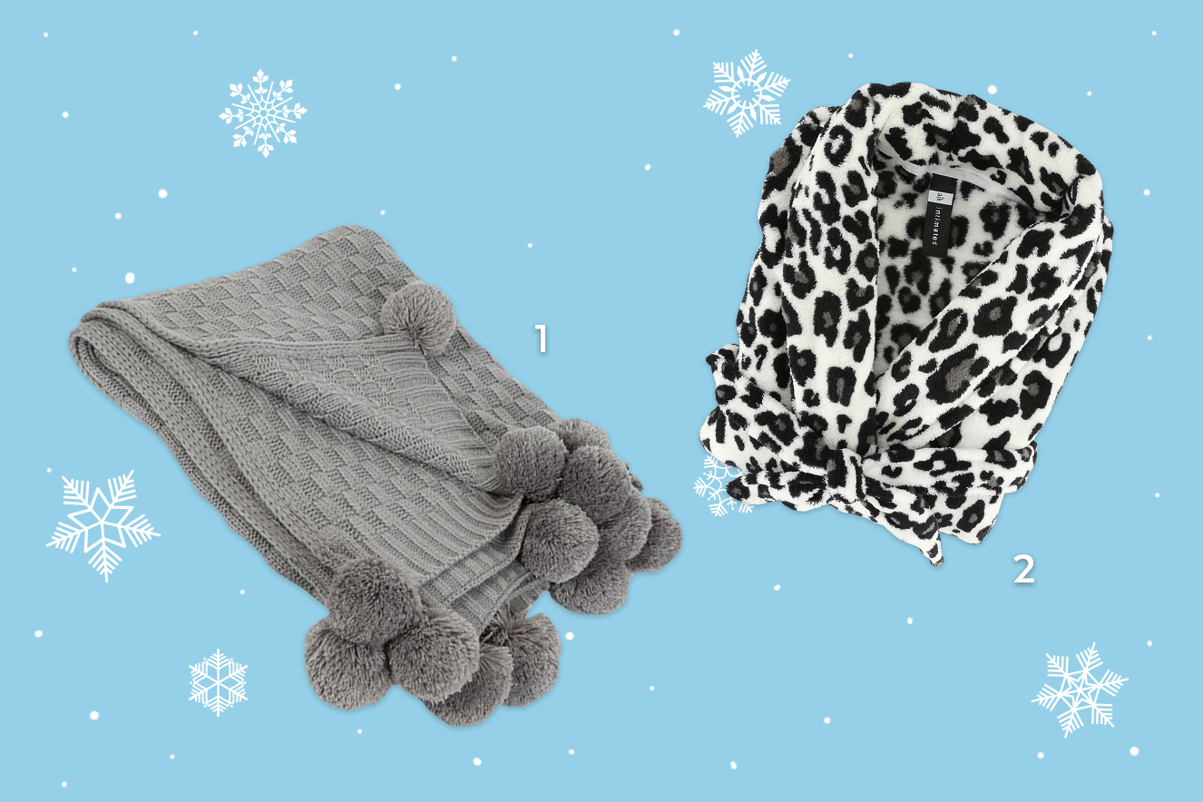 manta e robe para aquecer o corpo no inverno 2017