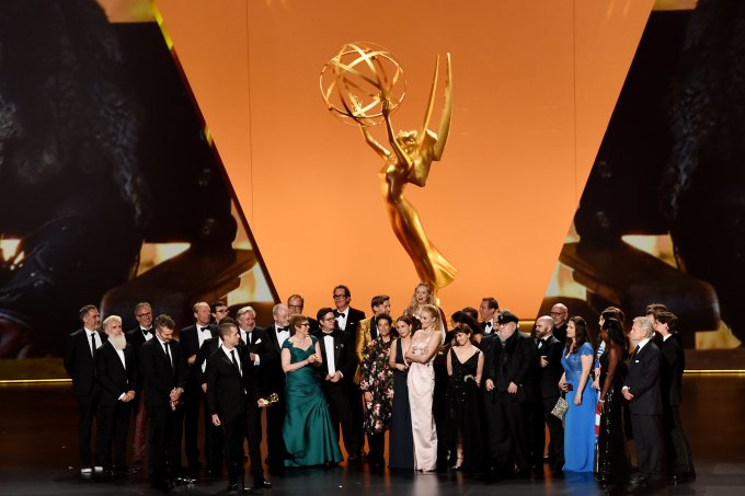 Elenco de Game of Thrones no Emmy 2019