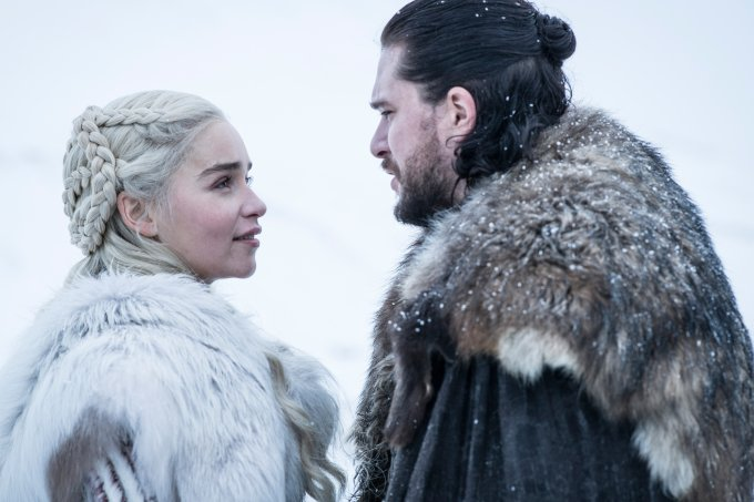GAME OF THRONES S8 FIRST IMAGES